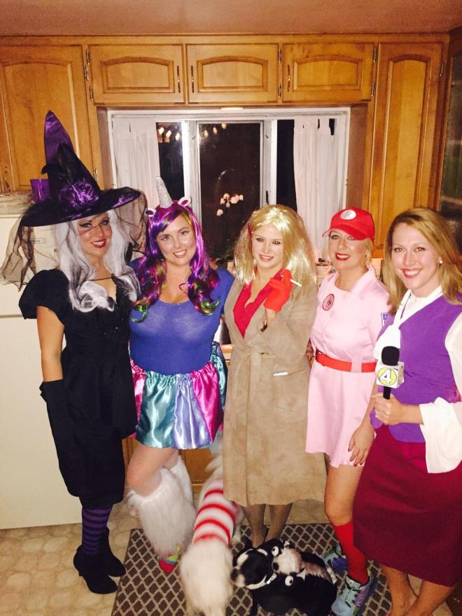 Halloween 2015 - Girls